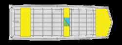 2020 - Lund Boats - 1648MT Jon Boat
