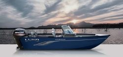 2020 - Lund Boats - 1675 Adventure SS
