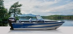 2020 - Lund Boats - 1675 Impact SS