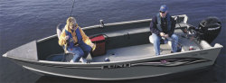 Lund Boats 1625 CLASSIC SPORT Utility Boat
