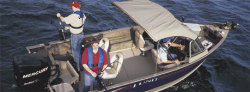 Lund Boats 1800 Sport Angler Utility Boat