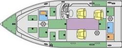Lund Boats 1800 Pro V SE Utility Boat