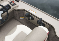 Lund Boats 1900 Pro-V IFS-LE Utility Boat