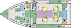 Lund Boats 2025 Pro-V IFS-SE Utility Boat