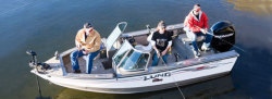 Lund Boats - 1700 Pro Sport