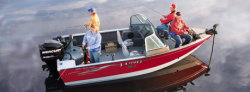Lund Boats 1800 Sport Angler