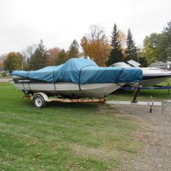2007 - Crestliner Boats - Fish Hawk 1750SC