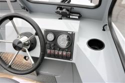 2017 Crestliner Boats 2070 Tiller #2974