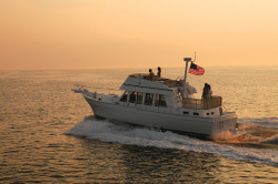 Mainship Trawlers 43 Trawler Aft Cabin Trawler Boat
