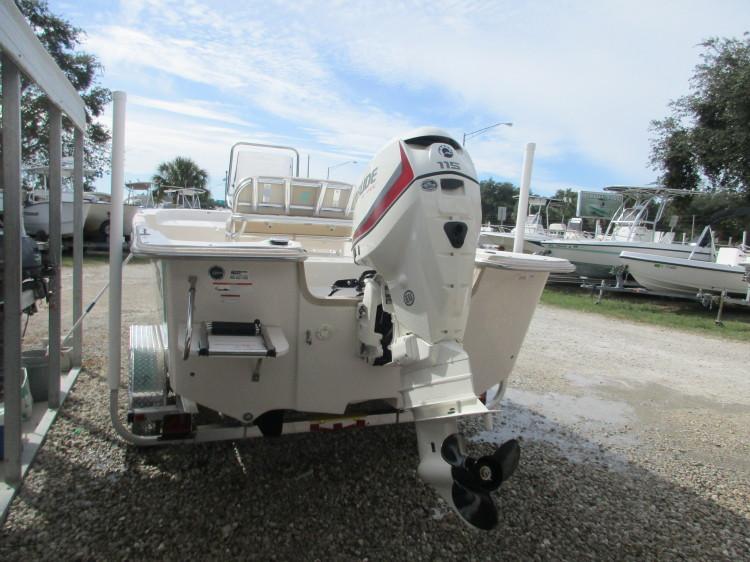2019 Carolina 218 DLV 115 E-TEC for Sale in Palmetto, FL 34221