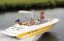 2010 - Mariah Boats - SX18