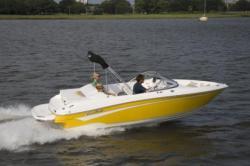2010 - Mariah Boats - R189