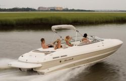 2010 - Mariah Boats - G25