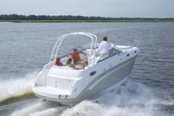2010 - Mariah Boats - G270