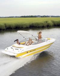 2011 - Mariah Boats - SX18 Bow Rider