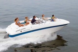 Mariah Boats DX213 Deck Boat