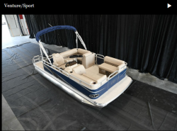 Tahoe MINI ELECTRIC Pontoons