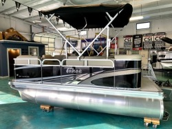 TAHOE 14 Ft Venture (ELECTRIC POWERED PONTOON)