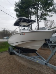 2004 - Boston Whaler Boats - 240 Outrage