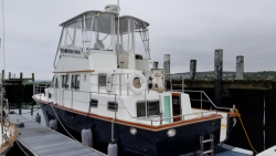 2006 - Albin Boats - 40 North Sea Cutter