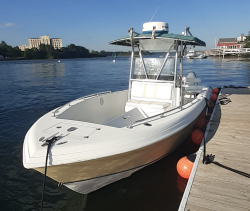 2004 - Bluewater Boats - 2550