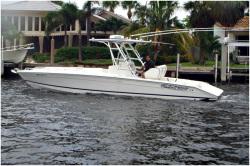 2012 - Marlin Yachts - 350 SF Twin Diesel