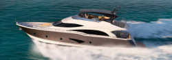 2013 - Marquis Boats - 720 Fly Bridge