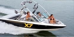 Mastercraft Boats X7 Ski and Wakeboard Boat