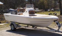 2017 Tidewater Boats 1800 Bay Max Bluffton SC