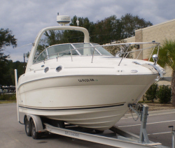 2003 Sea Ray Boats 260 Sundancer Bluffton SC