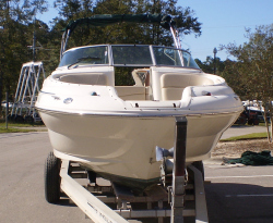2000 Sea Ray Boats 240 Sundeck Bluffton SC