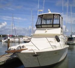 1976 Viking Sport Fisherman/Convertible Bluffton SC