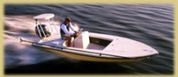 Maverick 15 Mirage HPX Center Console Boat