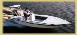 Maverick 18 Mirage HPX V Center Console Boat