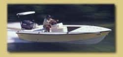Maverick 17 Master Angler Center Console Boat