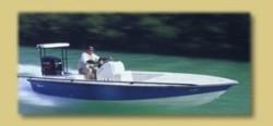 Maverick 21 Master Angler Center Console Boat