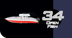 2010 - Midnight Express - 34 Open Fish
