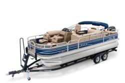 2021 Fishin' Barge 22 DLX Fulton MS