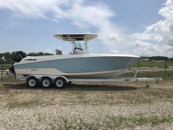 2017 - Wellcraft Boats - 262 Fisherman