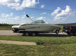 2008 - Sea Ray Boats - 210 Sundeck