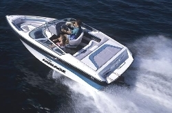 2013 - Mirage Boats - 202 BR