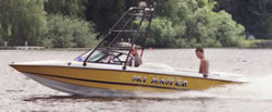 2014 - Mirage Boats - 206 S