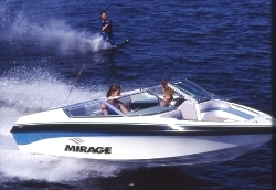 2009 - Mirage Boats - 182 BR