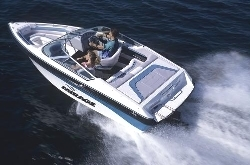 2009 - Mirage Boats - 202 BR