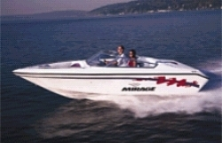2009 - Mirage Boats - 211 BR