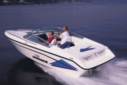 2009 - Mirage Boats - 232 BR