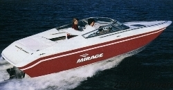 2009 - Mirage Boats - 257 BR