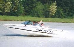 2009 - Mirage Boats - 206 W