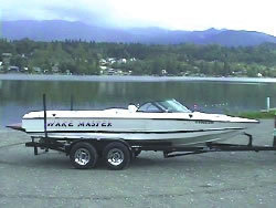 2009 - Mirage Boats - 206 WO