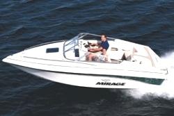 2012 - Mirage Boats - 202 CD